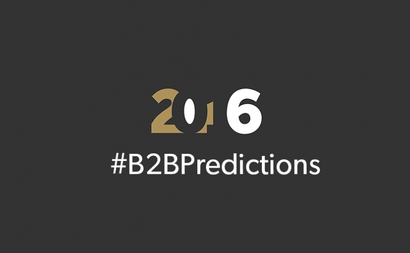 B2B Mktg Predictions (image cred b2b marketing.net)